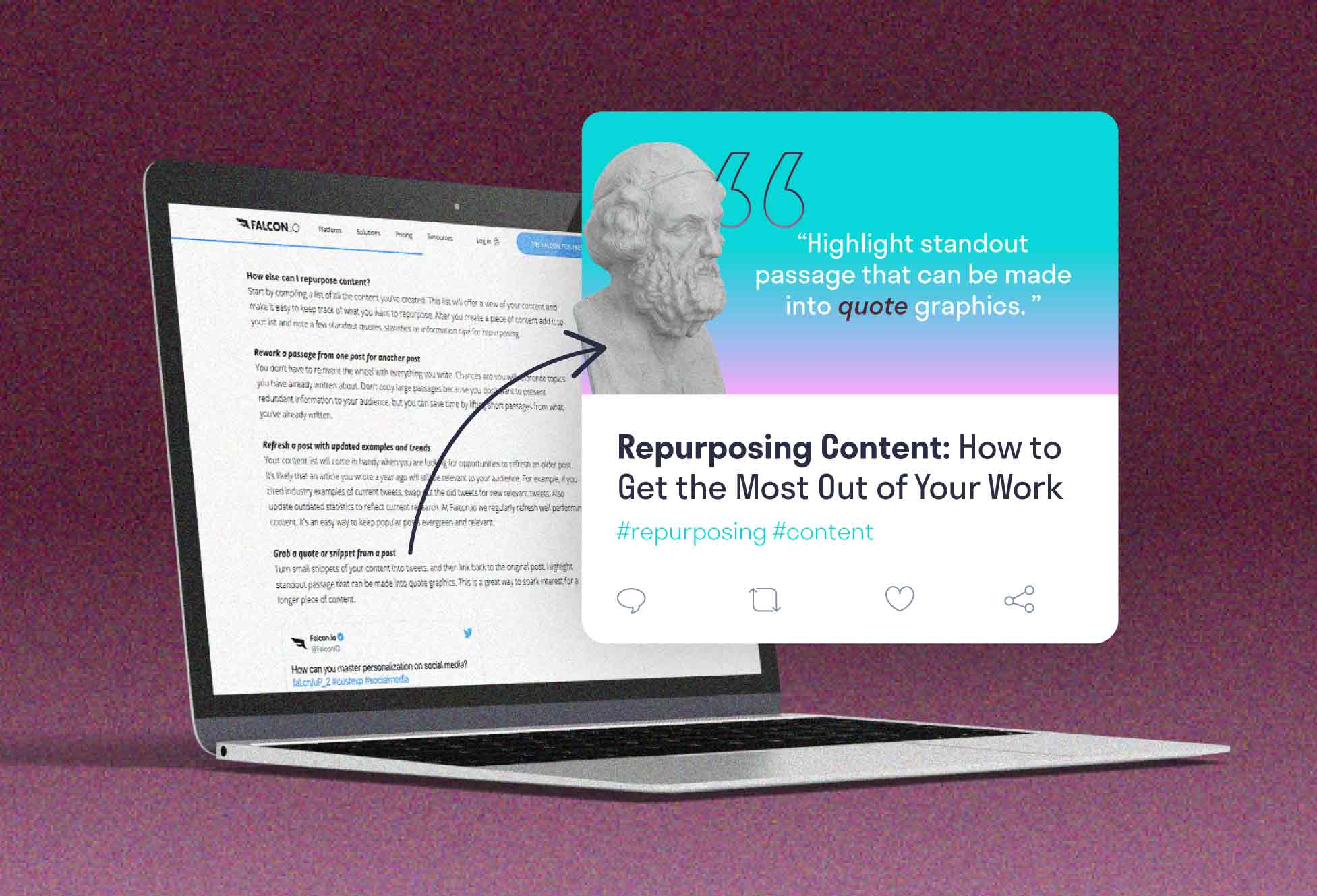Repurposing Content: How to Get the Most Out of Your Work.