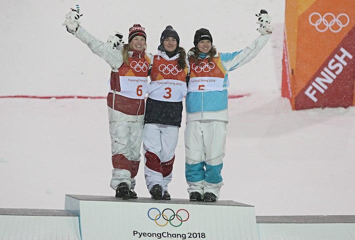 social media winter olympics