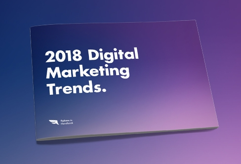 2018 Digital Marketing Trends.